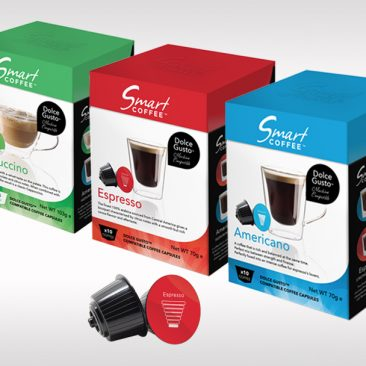Smart Coffee - Packaging
