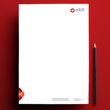 ARD Group - Letterhead