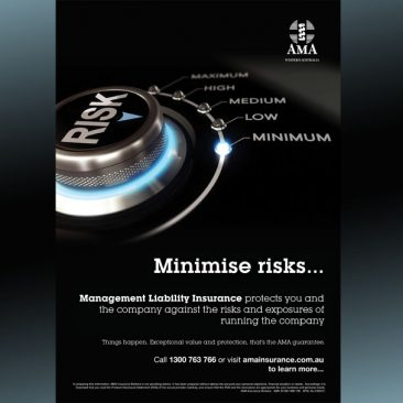 AMA Financial Services - Advertisements