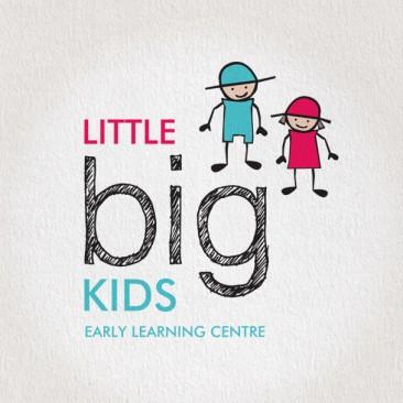 Little Big Kids - Logo design