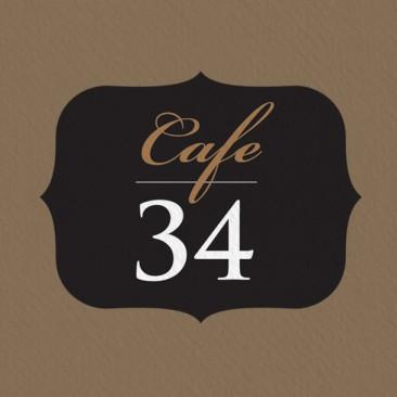 Cafe 34 - Logo