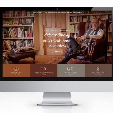 David Michie Website - davidmichie.com