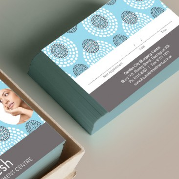 Fresh - Business/appointment cards