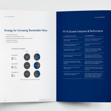 Imdex - Annual Report 2014