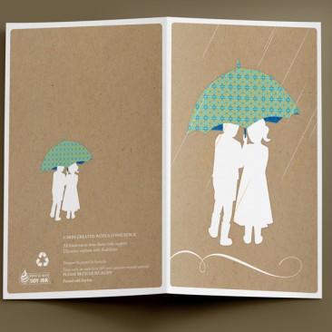 Precious Kids - charity card design