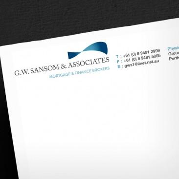 Sansom & Associates - Logo