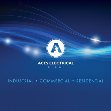 Aces Electrical Group - Branding & Stationery
