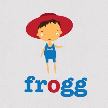 Frogg - Children's wetsuit brand