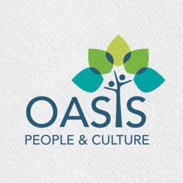 Oasis, People & Culture - Logo