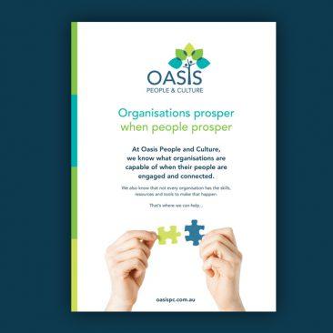 Oasis, People & Culture - Printed Items