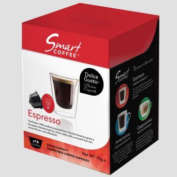 Smart Coffee - Packaging