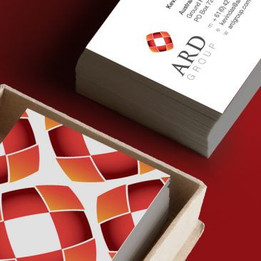 ARD Group - Business Cards